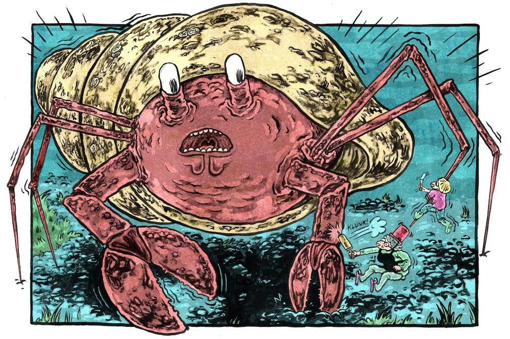 Tegneserier for barn, Martin Ernstsen
