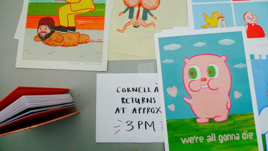 ocx, Joan Cornellà, Oslo Comics Expo