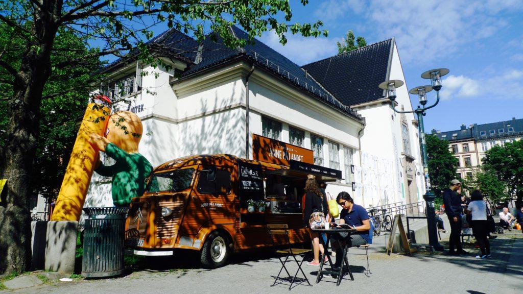 OCX, Oslo Comics Expo, Anne på landet