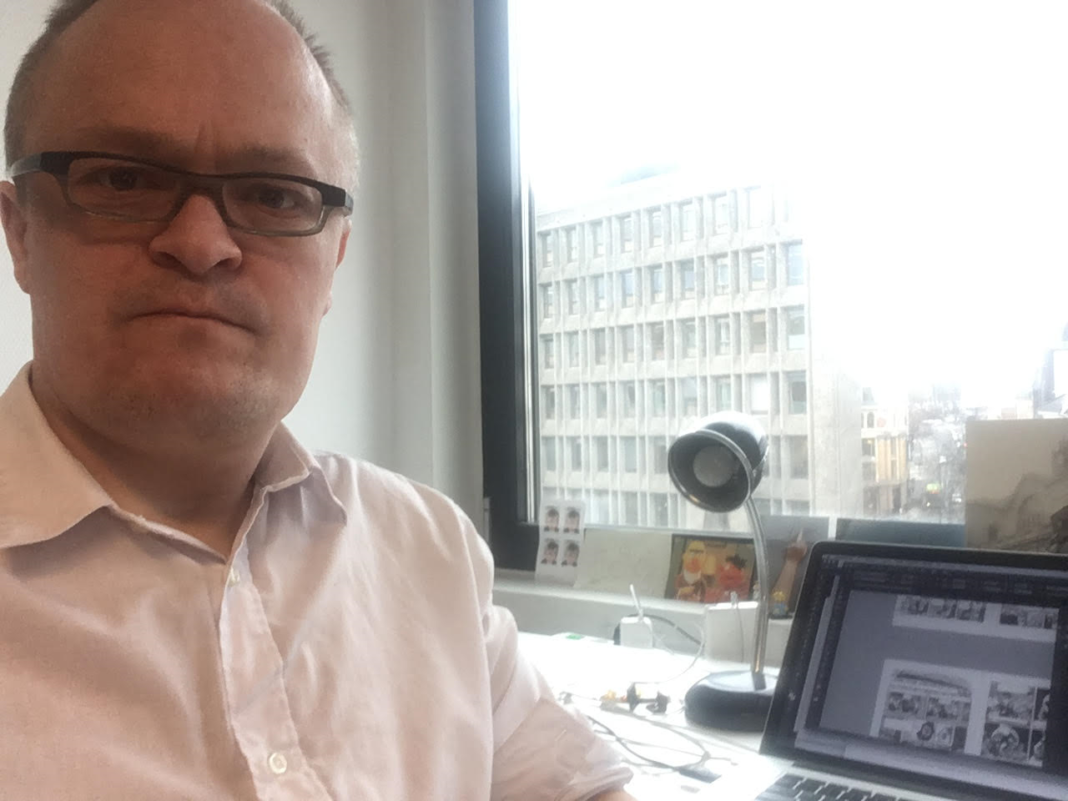 Alexander Leborg, Minuskel forlag