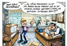 Tegneserier for barn og unge