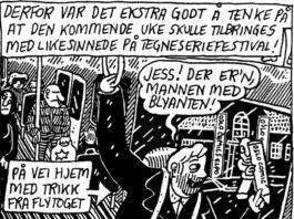 Anders Kvammen, Oslo Comics Expo, OCX 2017, Empirix