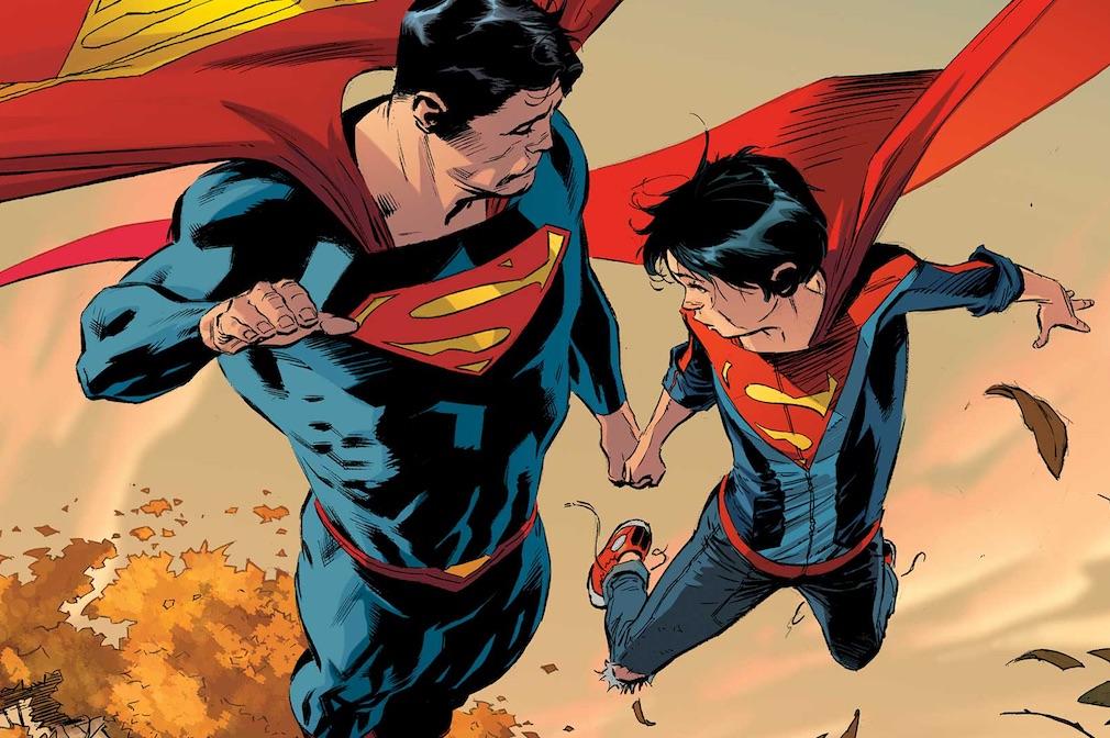 Supermann Rebirth