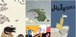 Høstens tegneserier 2017