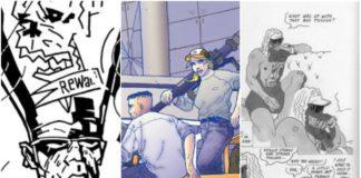 Tegneserier som definerte 2017