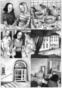 Bergen vårens tegneserier 2018