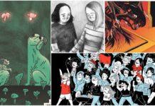 Vårens tegneserier 2018
