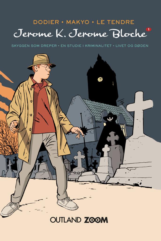 Jerome K. Jerome Bloche Høstens tegneserier 2018