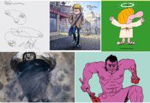 Høstens tegneserier 2018