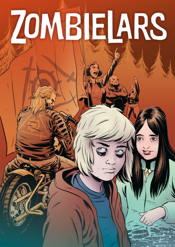 Zombielars Høstens tegneserier 2018