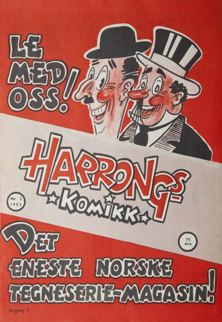 Odd Harrong