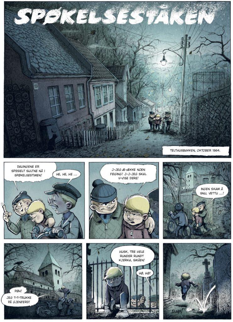 spøkelseståken