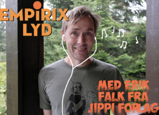Empirix podcast Erik Falk
