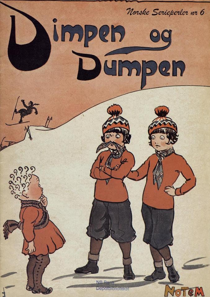 Jan Lunde Dimpen og Dumpen