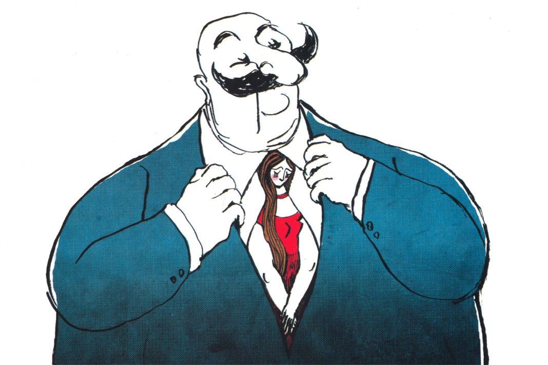 arabiske tegneserier Jacob høigilt