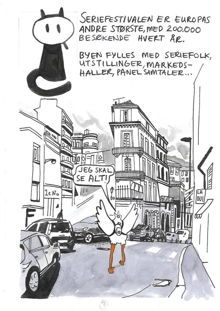 Ane Barstad Solvang Angoulême 2019