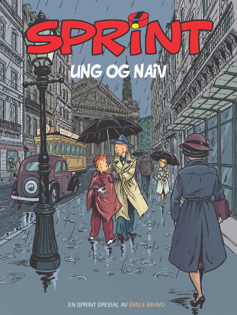 Sprint ung og naiv