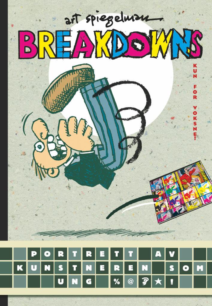 Art Spiegelman Breakdowns