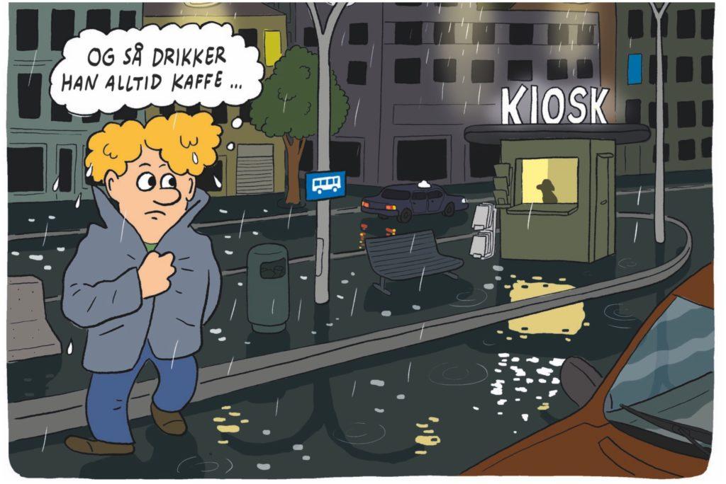 Kristoffer Kjølberg Etter Leggetid