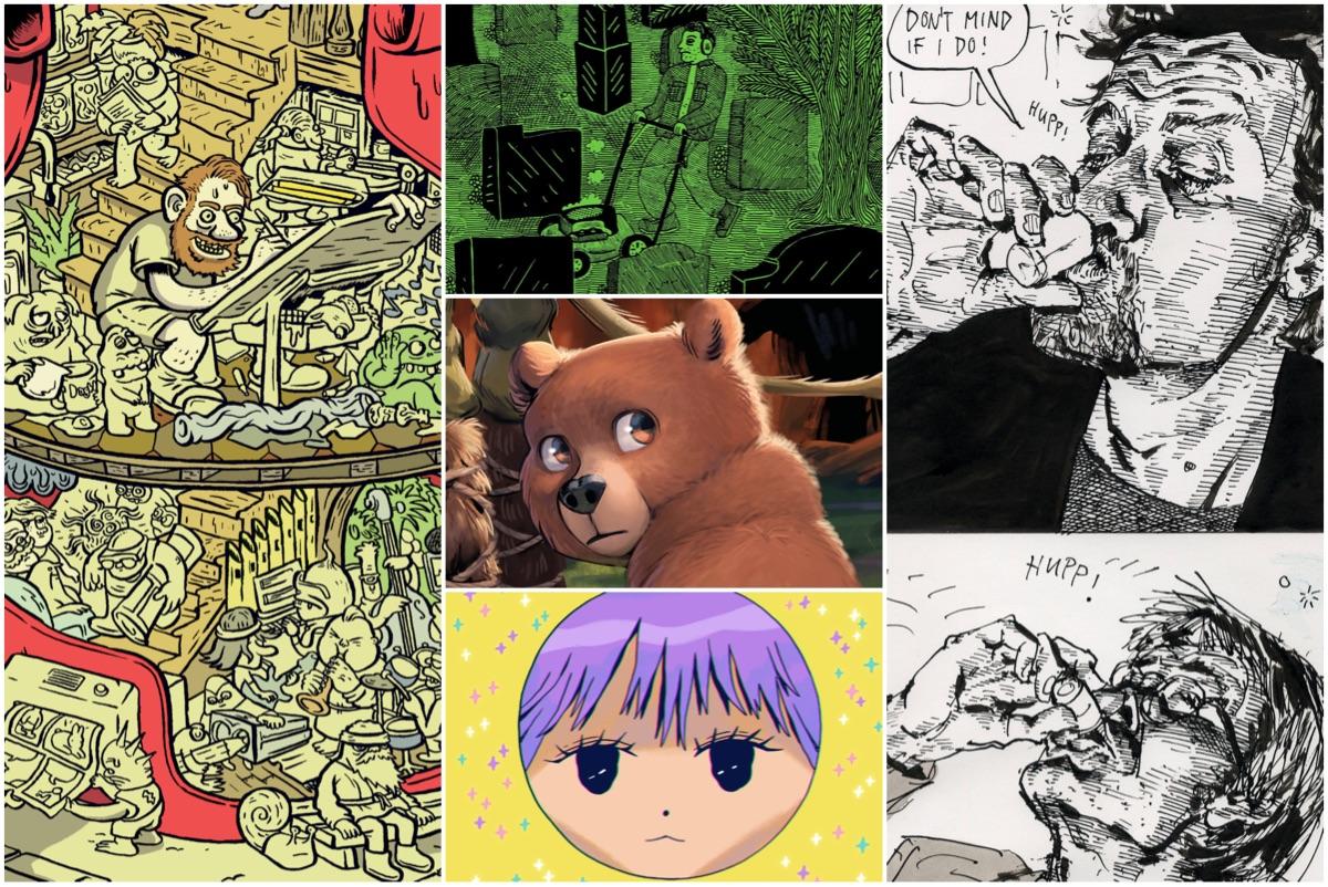 Disse tegneseriene kommer høsten 2019 – Empirix