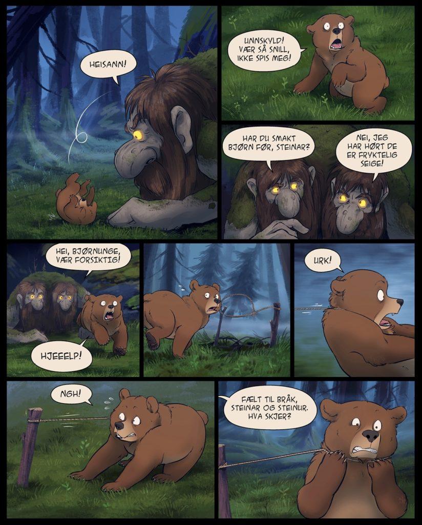 Bjørnar anmeldelse