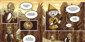 Kittelsens skog anmeldelse