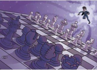 Magnus Carlsen og sjakkmorderen