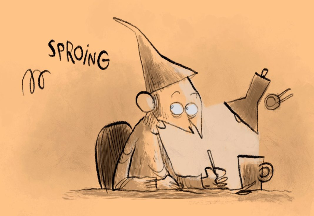 Dunce Sproing