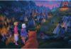 Nordlys - kråkesøstrene av Malin Falch