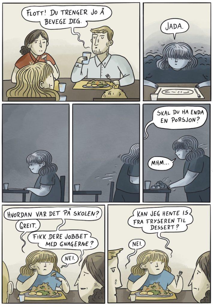 Jenny Jordahl Hva skjedde egentlig med deg