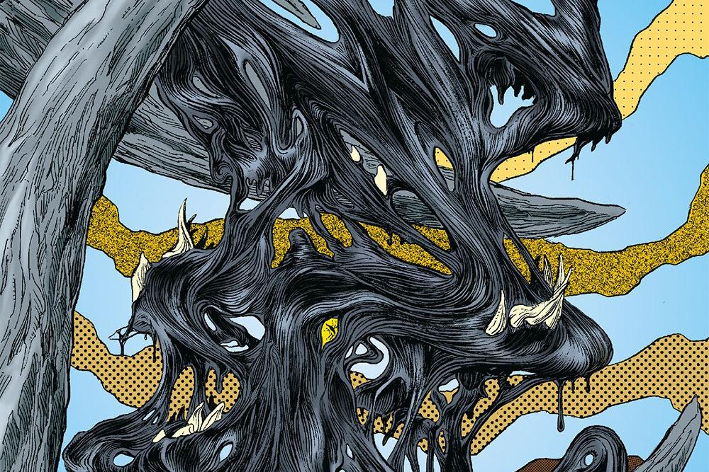 Filosofiforlaget Urbanomics første tegneserieutgivelse er kryptisk sci-fi med tiden som hovedperson og en monoman interesse for metafysikk.